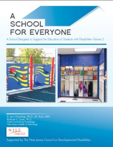 A School Designed to Support the Education of Students with Disabilities Volume 2