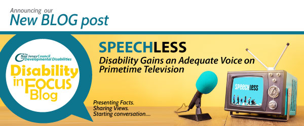Disability Gains An Adequate Voice On Primetime Television