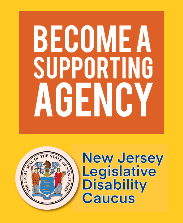 Become a Supporting Agency- NJ Legislative Disability Caucus