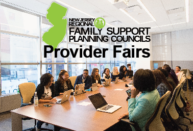 Family Support Provider Fairs
