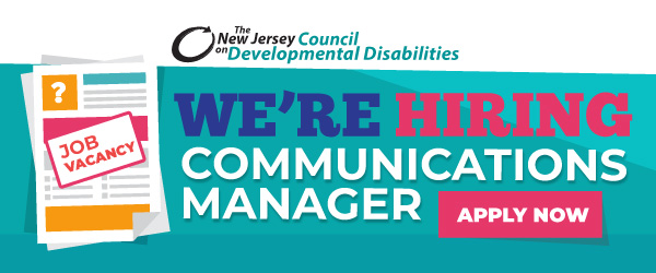 Job Announcement-We're Hiring-Communications Manager