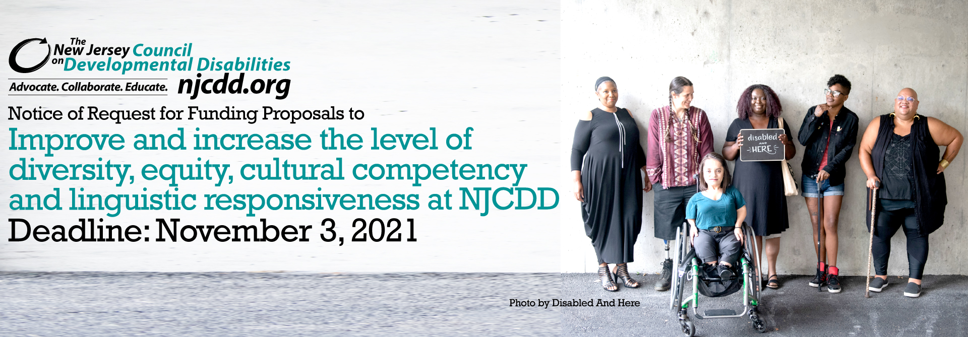 Notice-of-RFP-to-improve-and-increase-the-level-of-diversity,-equity,-cultural-competency-and-linguistic-responsiveness-at-NJCDD
