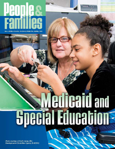 PeopleFamilies-Fall-2017-Medicaid and Special Education-Cover