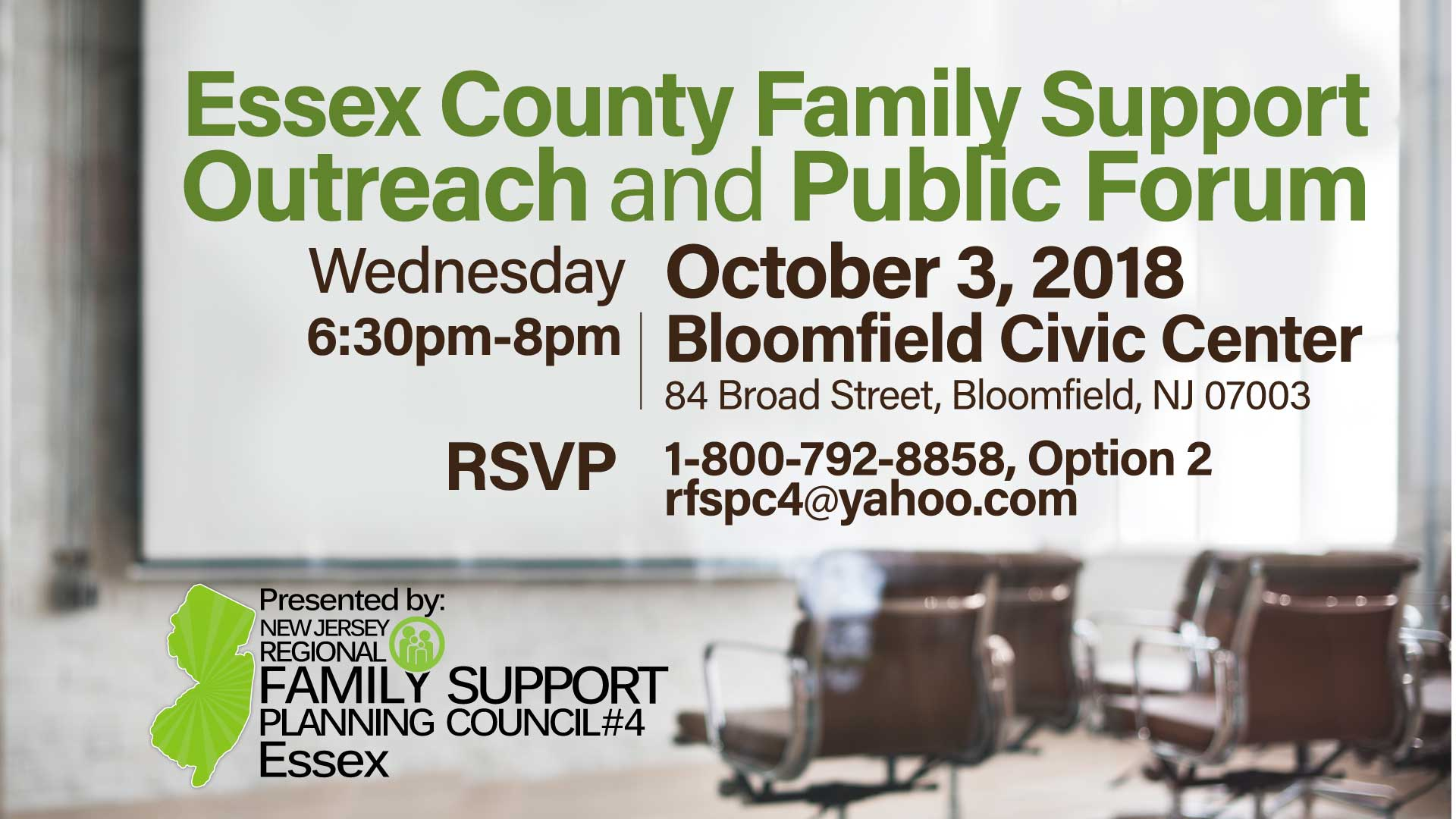 RFSPC4-Essex-County-Family-Support-Outreach-Public-Forum-Oct 3 2018