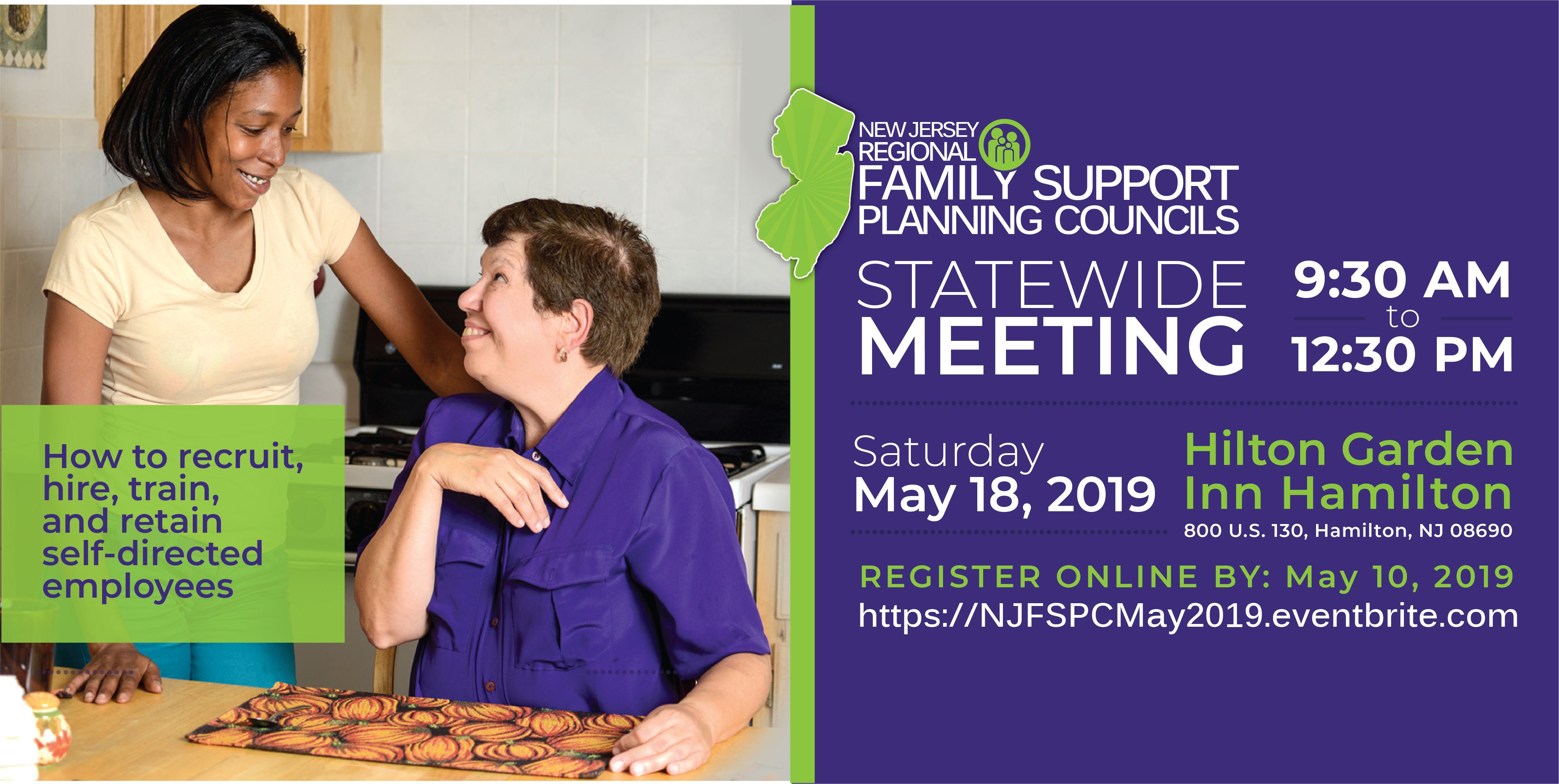 Statewide Family Support Meeting-May 18, 2019